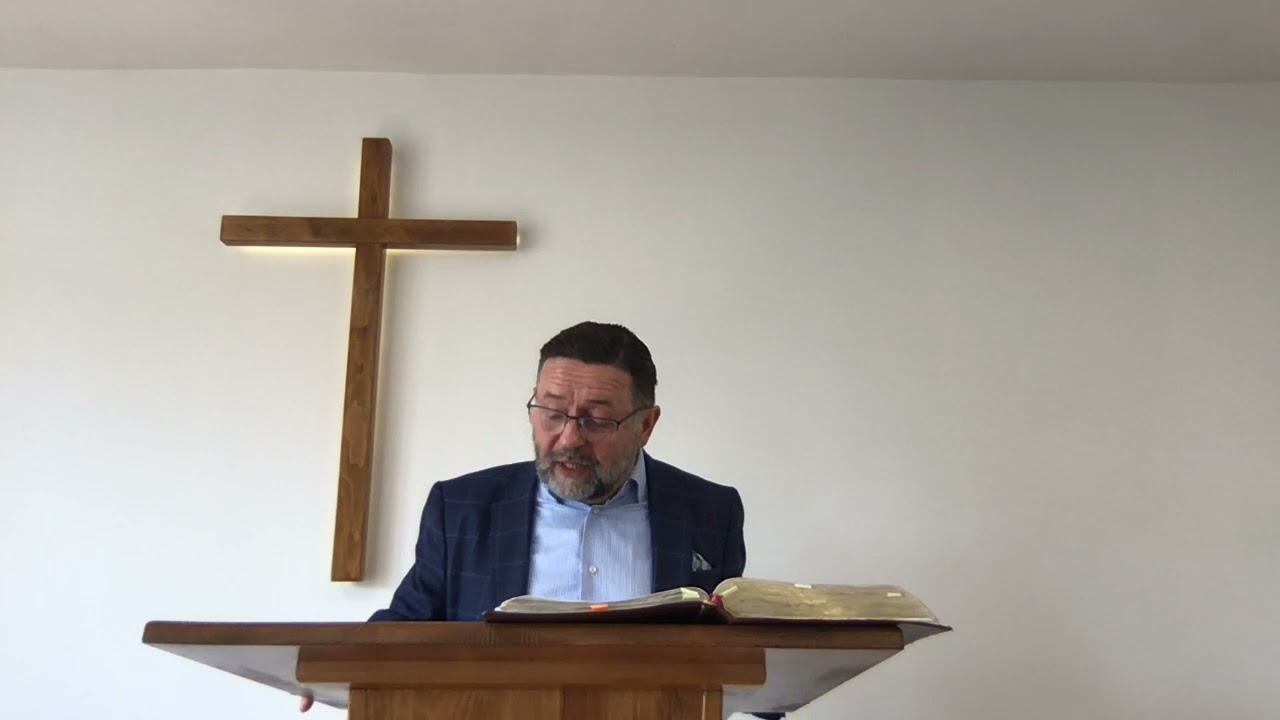 My Głosimy Wam Dobrą Nowinę o Obietnicy Którą Bóg Wypełnił cz.I – Krzysztof Kołt